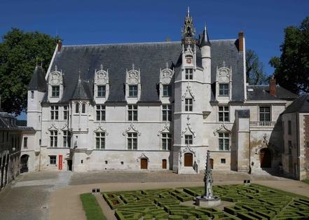 Un château de l'Oise.